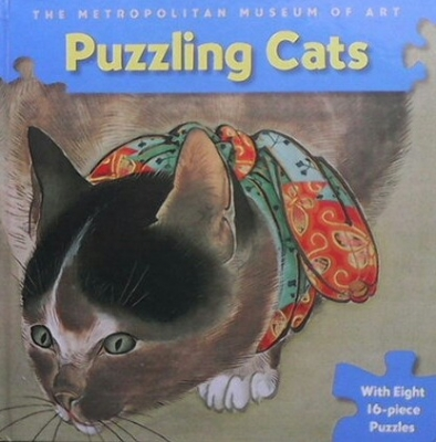The metropolitan museum of art puzzling cats - --------------