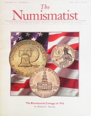The numismatist. Vol. 114 / may 2001
